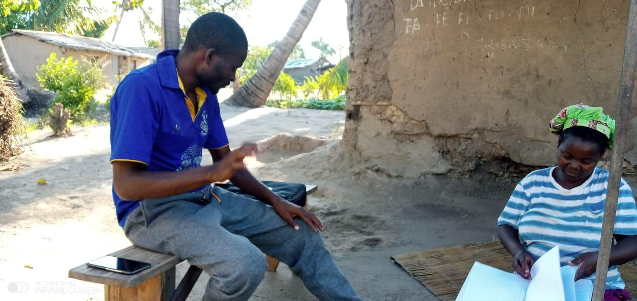 Deaf status unknown following Mozambique instability