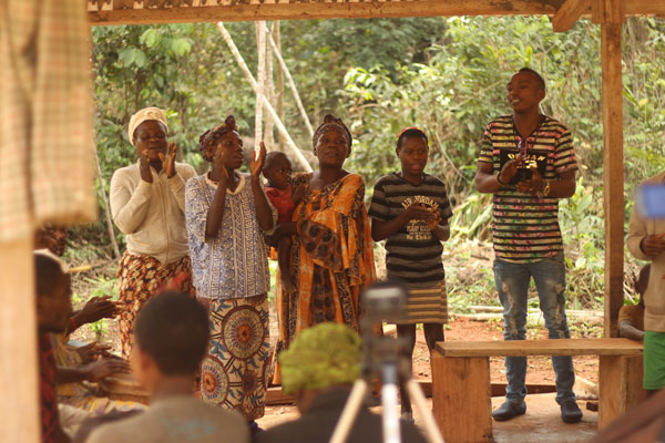 EthnoArts supports local Scripture engagement