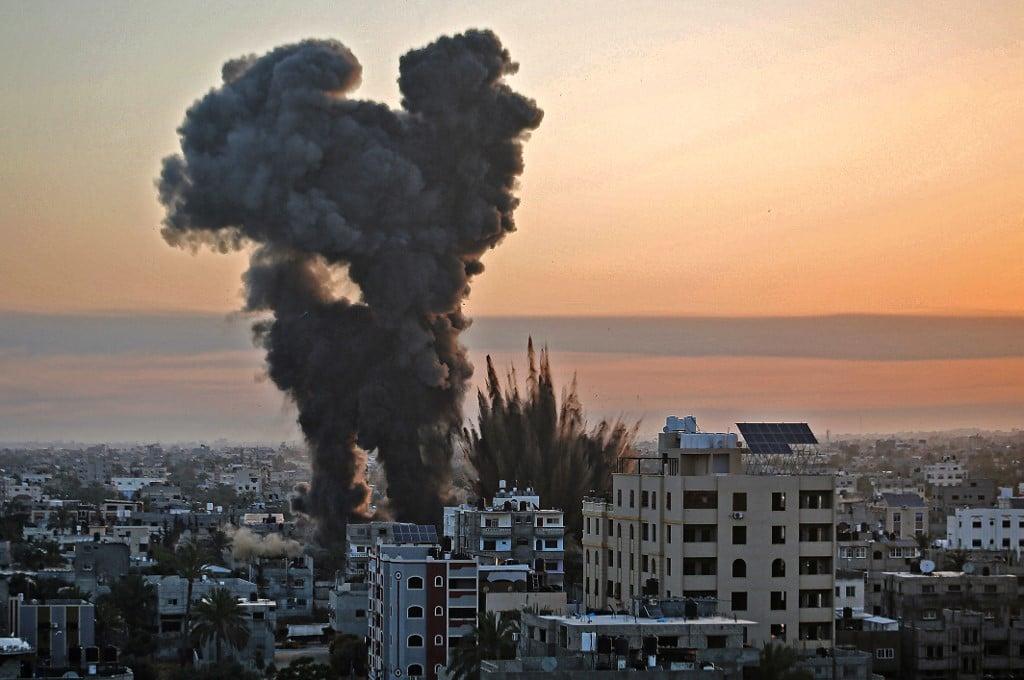 Gaza Death Toll Nears 200