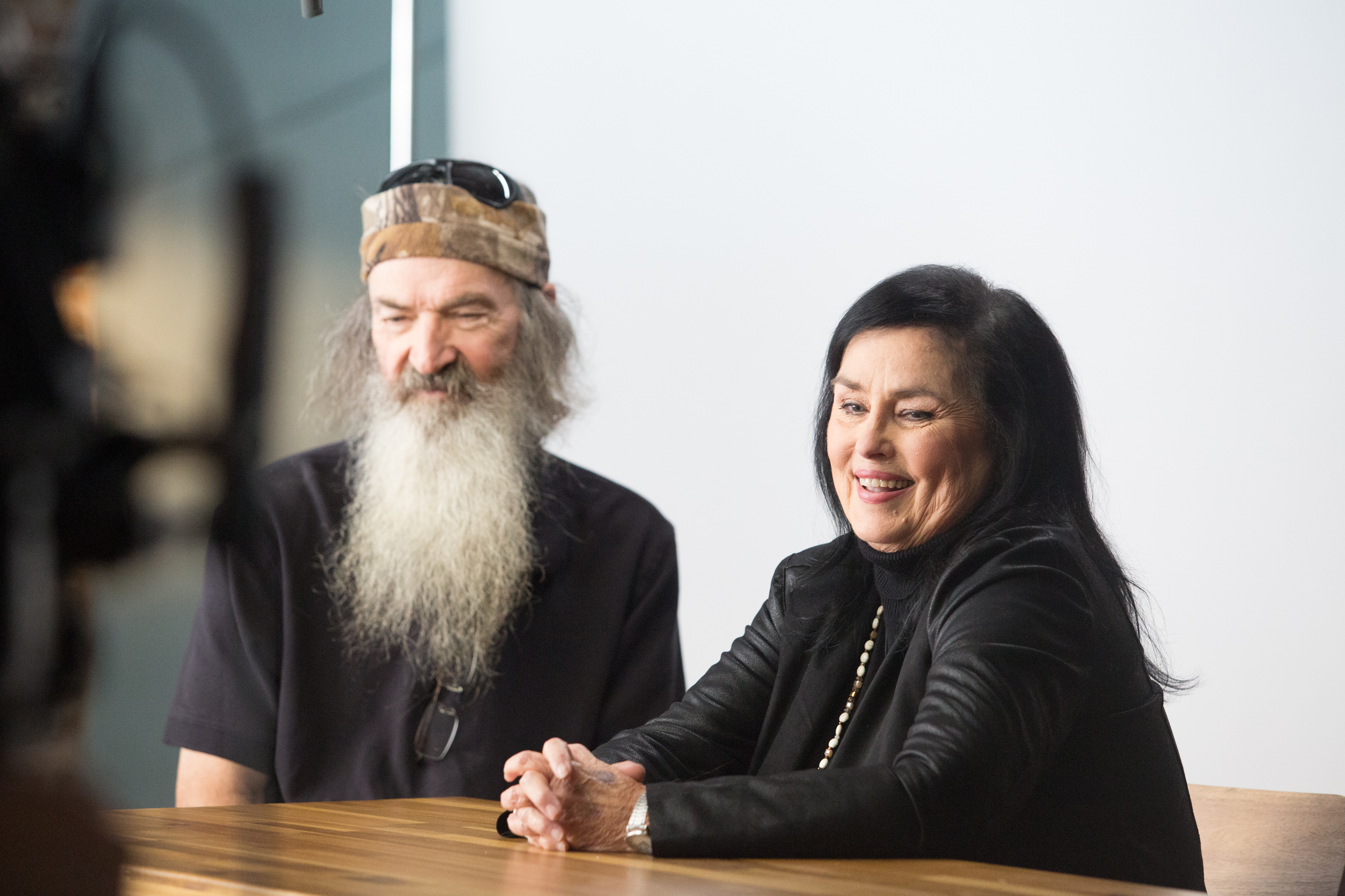 I Am Second announces video series starring Duck Dynasty family