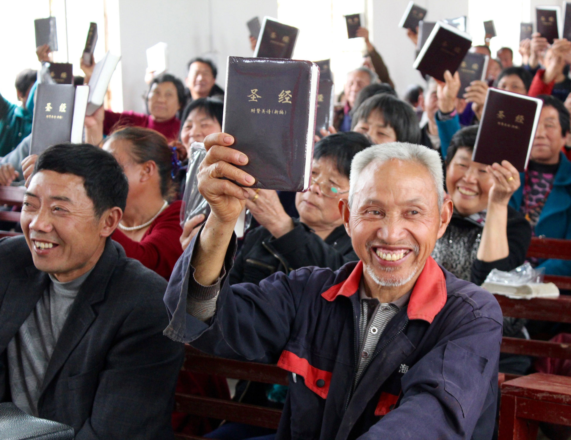 China Ramps Up campaign against religious freedom
