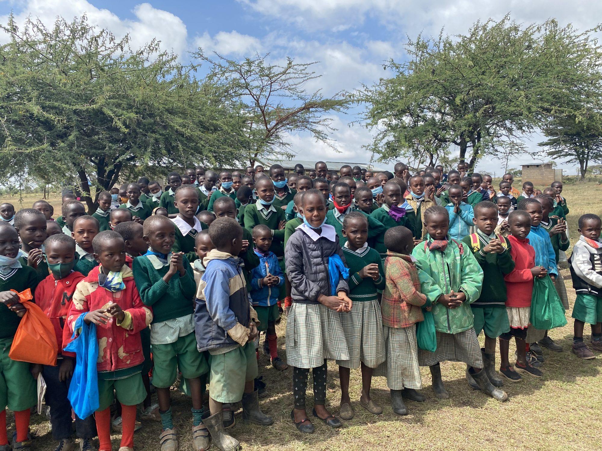Kenyan girls, impoverished communities suffer in pandemic fallout