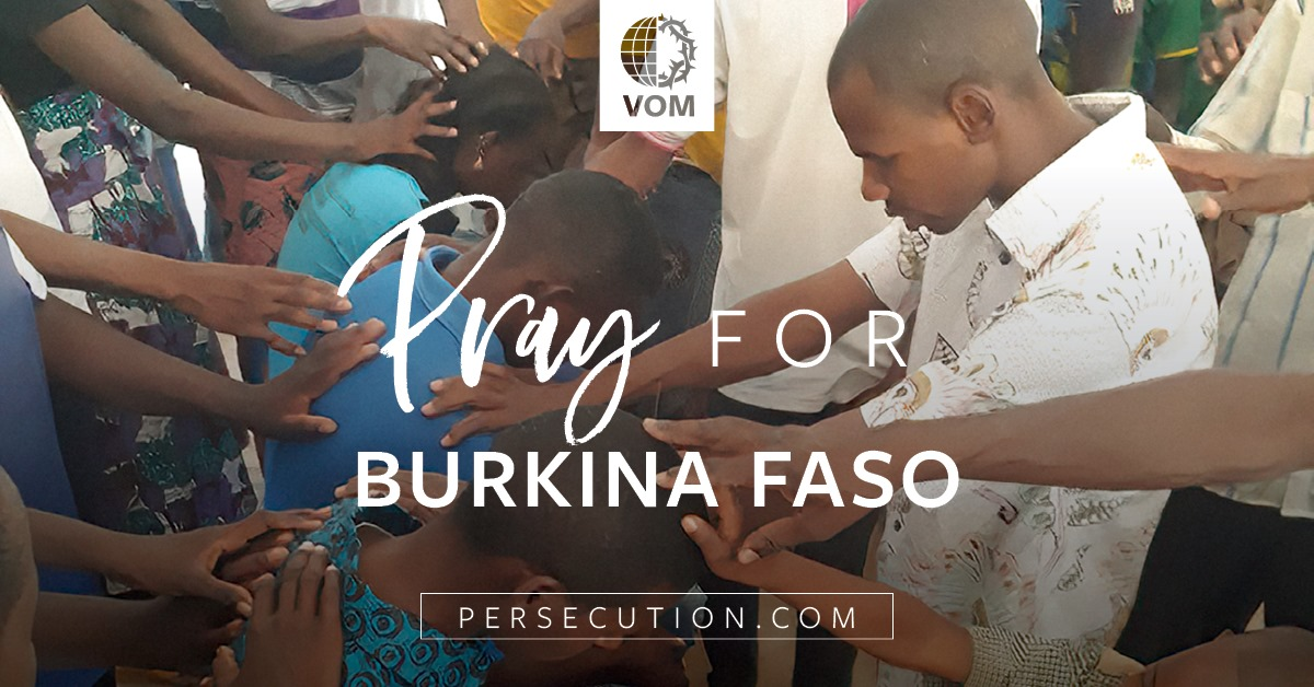 Islamic Terrorists Attack Baptism Party in Burkina Faso, Killing 15
