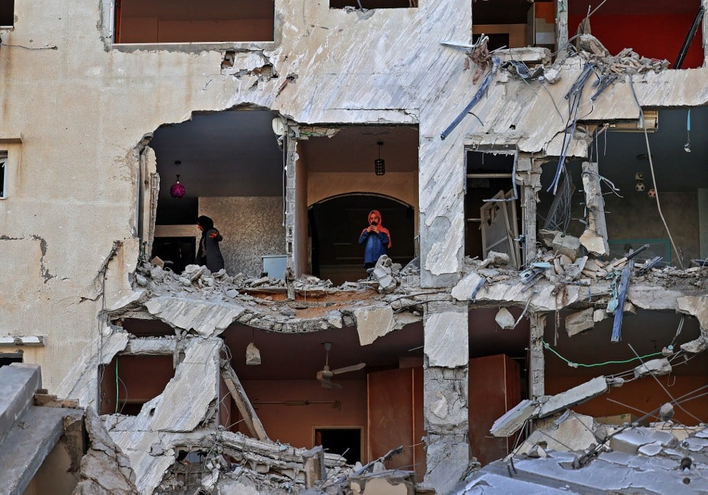 Fresh Violence Rocks Gaza Strip; SAT-7 ARABIC Broadcasts Messages of Hope