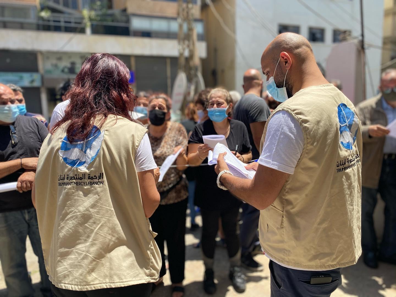 Triumphant Mercy Lebanon purchases house of prayer