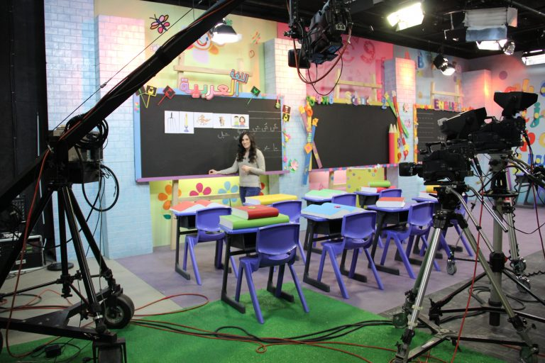 """SAT-7 show """"My School"""" brings help and hope to MENA children"""