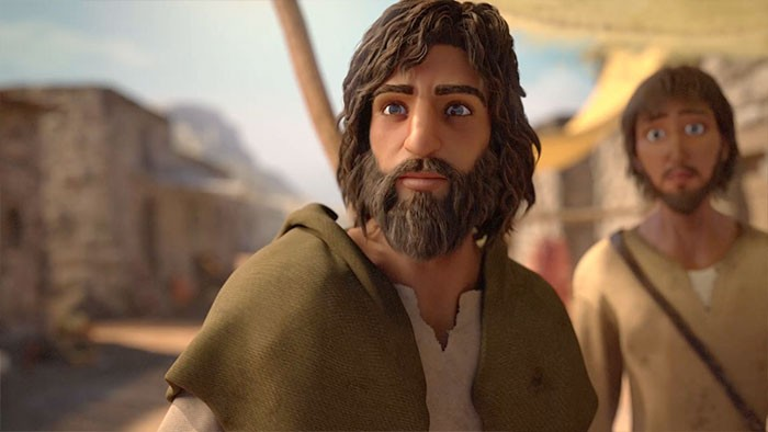 See Jesus in 3 ways through new animated film