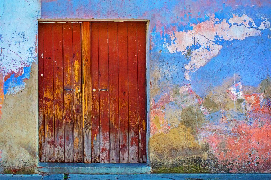 guatemala, door