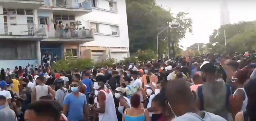 Cuba Sees Largest Protests in Decades, AMG International Concerned After Internet Outage