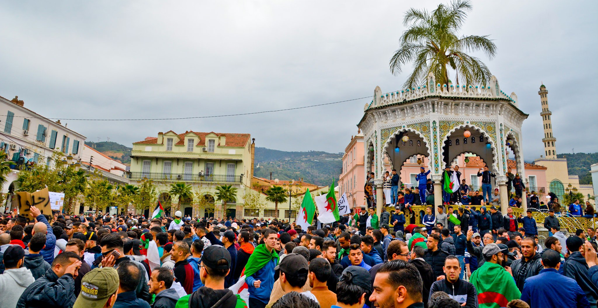 Algeria forms new government
