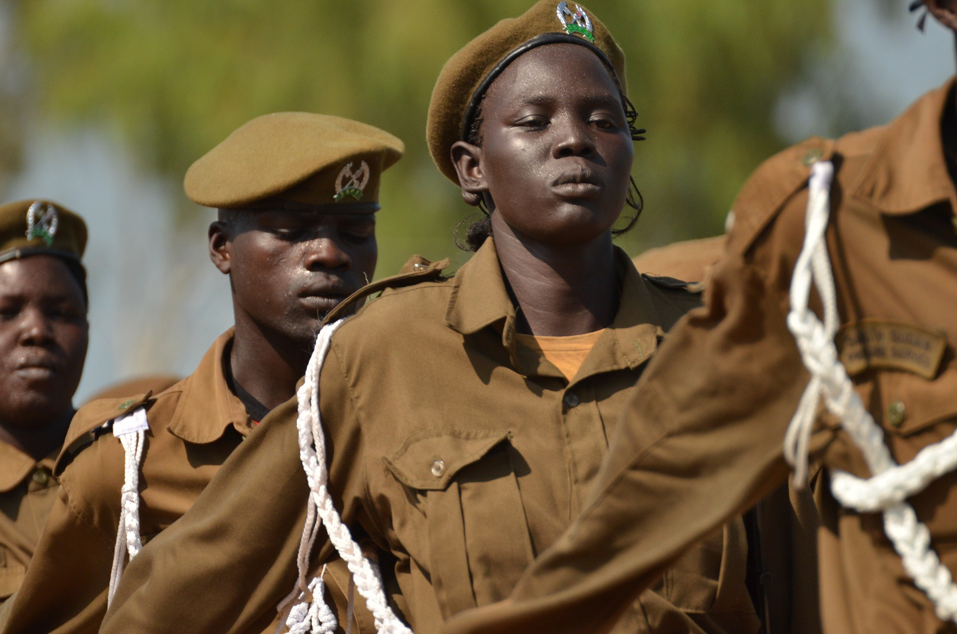 Change moves slowly in Sudan; persecution remains