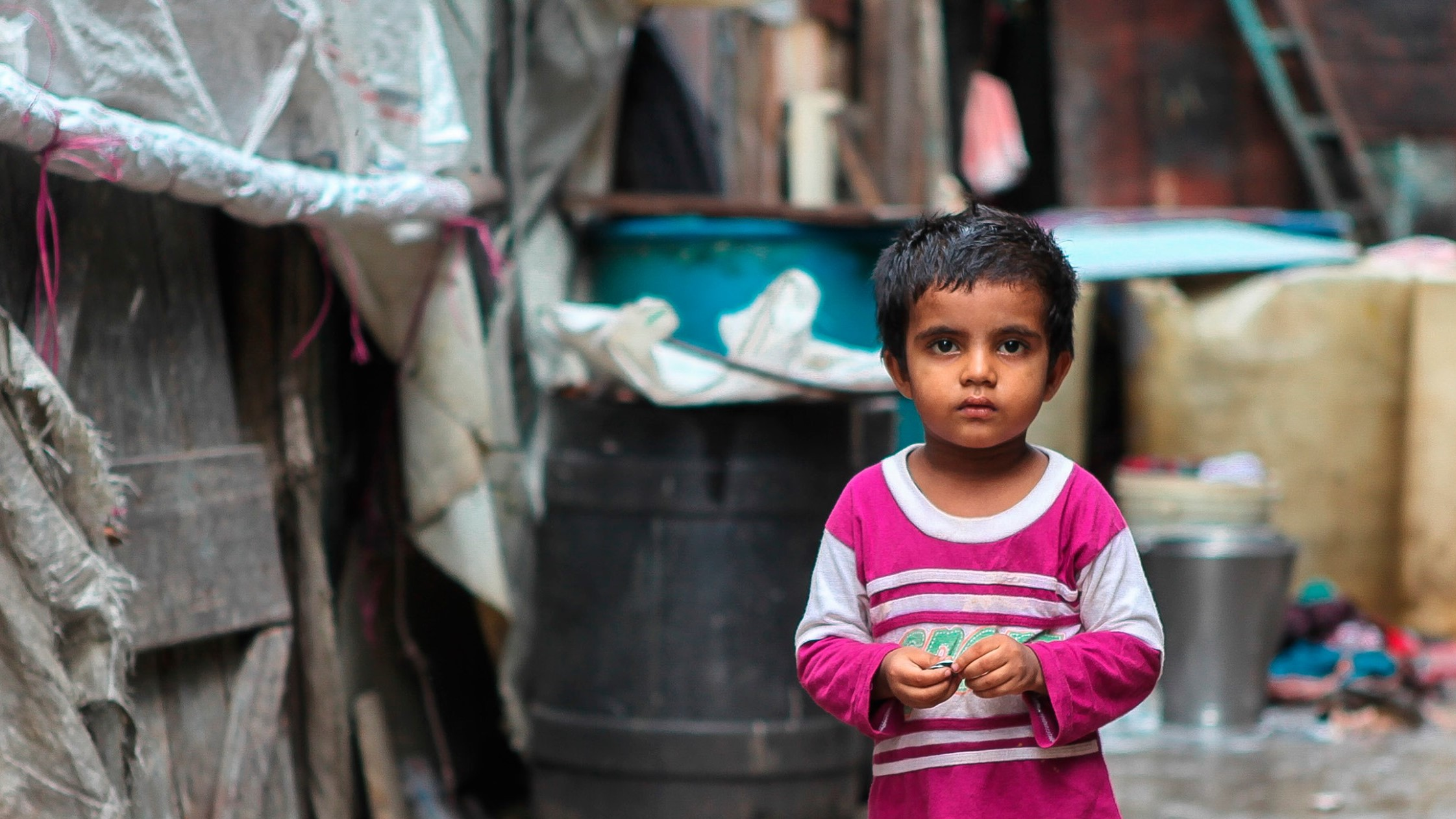 COVID-19 in India orphaning thousands of children