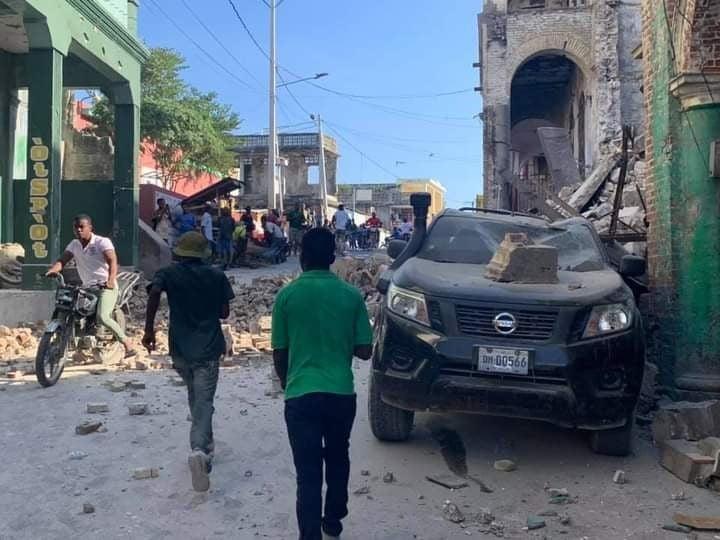 Haiti earthquake death toll reaches 2,000