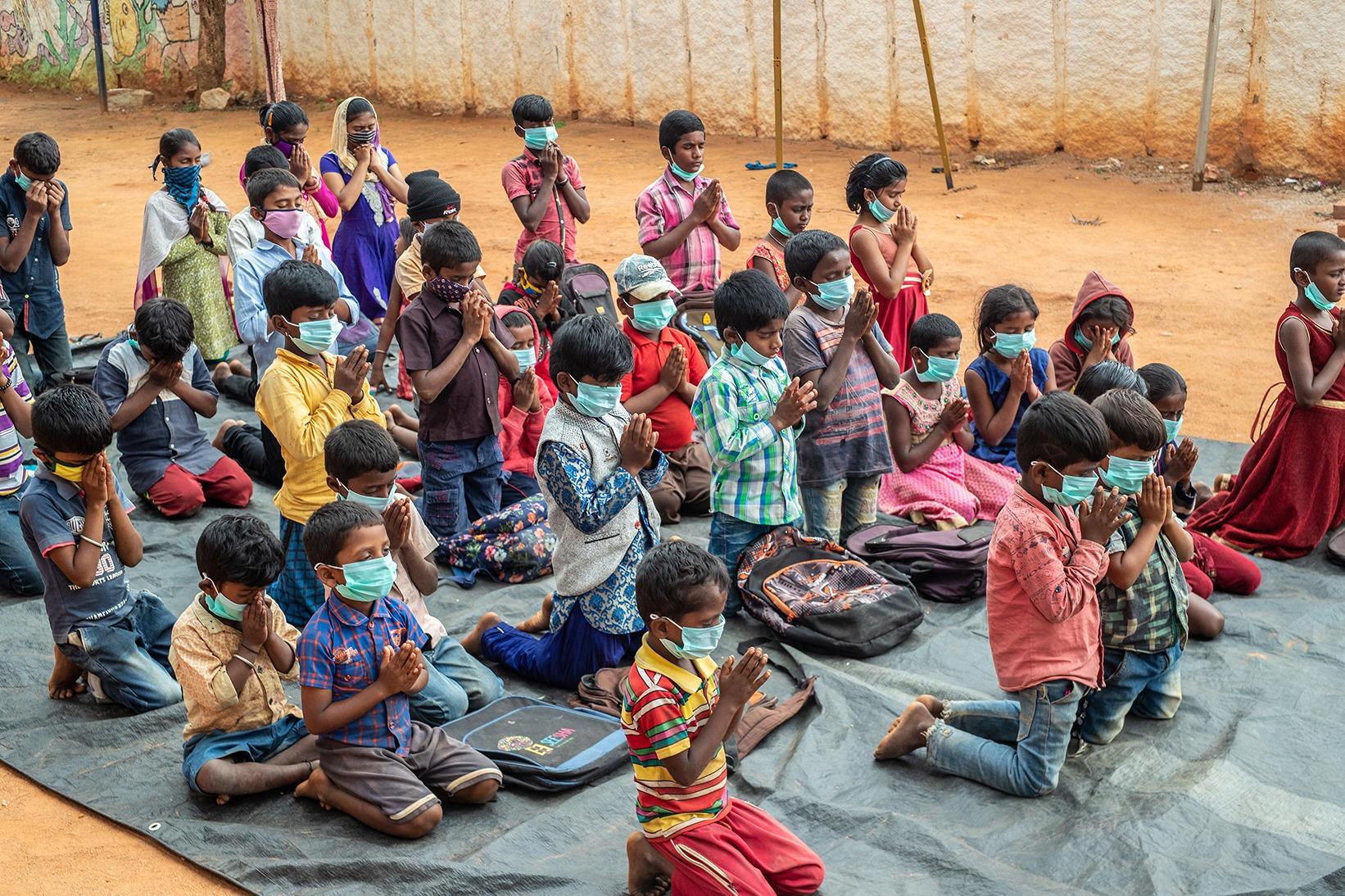 Coronavirus Plague Orphaning Thousands of Children in India