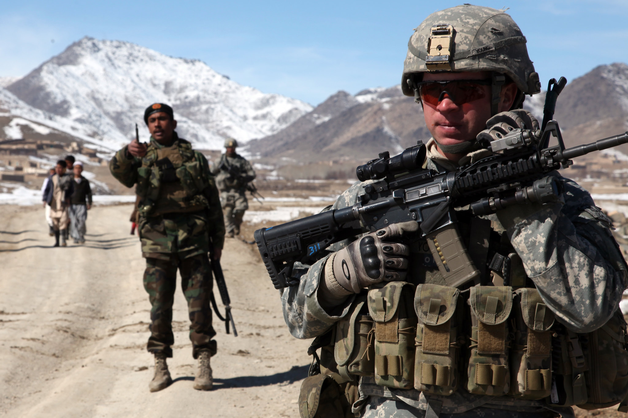 Veterans respond to Afghanistan chaos