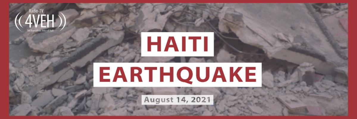 Double disaster slams Haiti, believers coordinate aid and broadcast hope