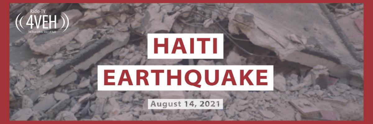 Earthquake, Hurricane Slams Haiti, Believers Coordinate Aid and Broadcast Hope