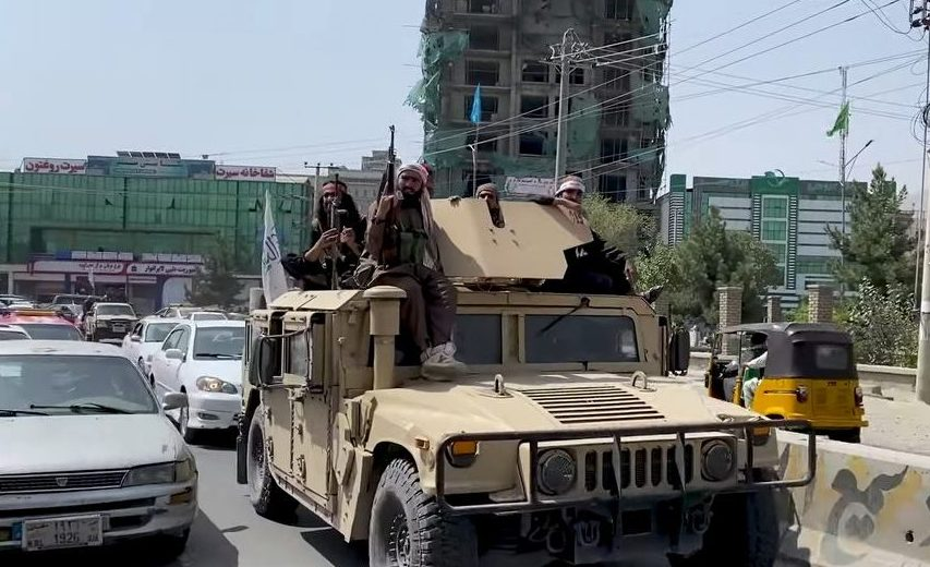 Taliban conquests could embolden other extremist groups