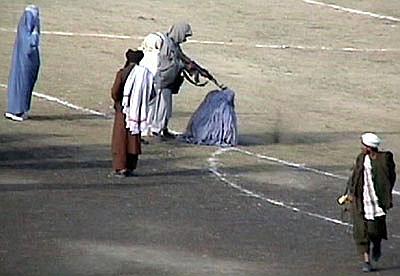 Taliban Takes Leadership Void in Afghanistan