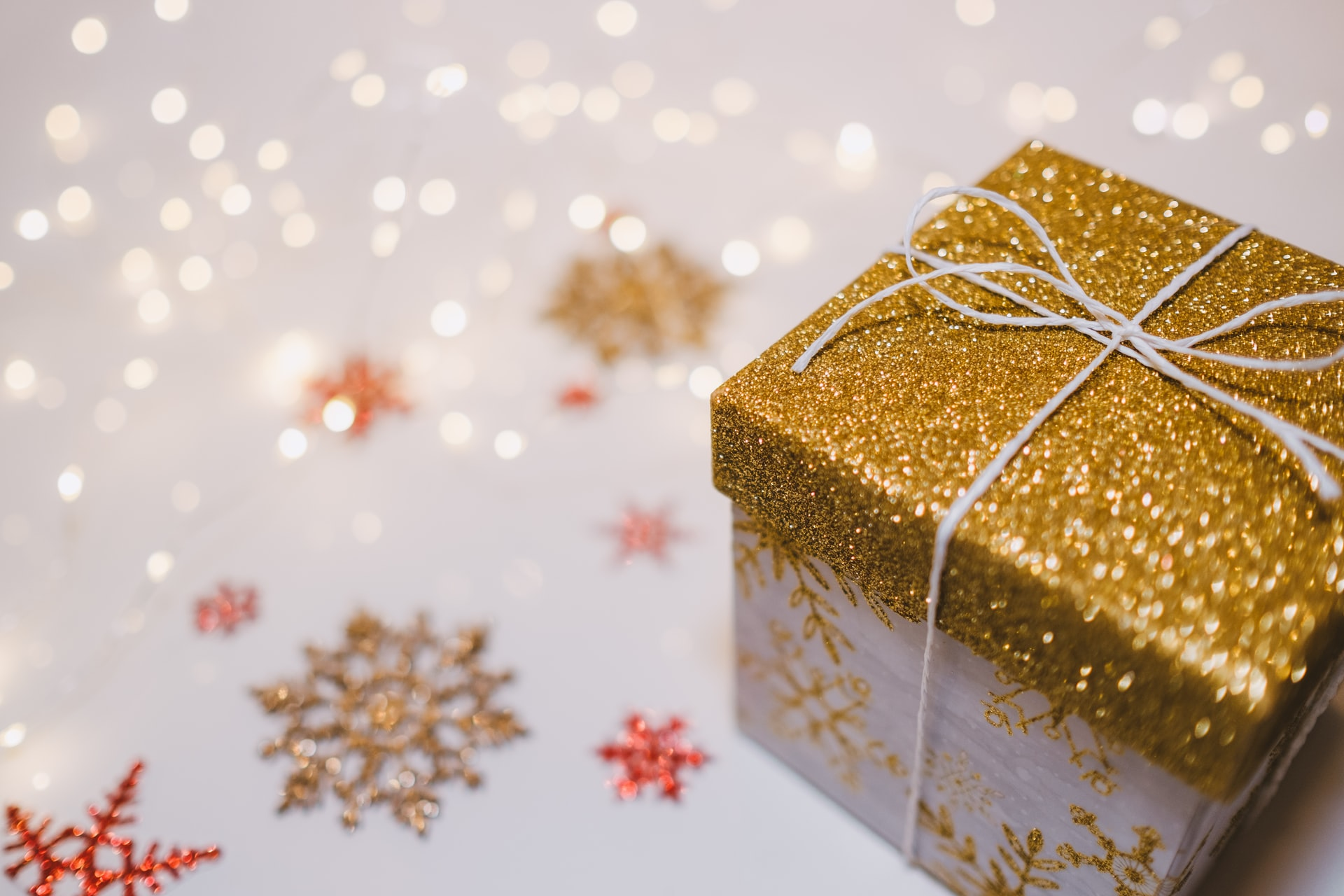 Make your early Christmas shopping count – give God's Word!
