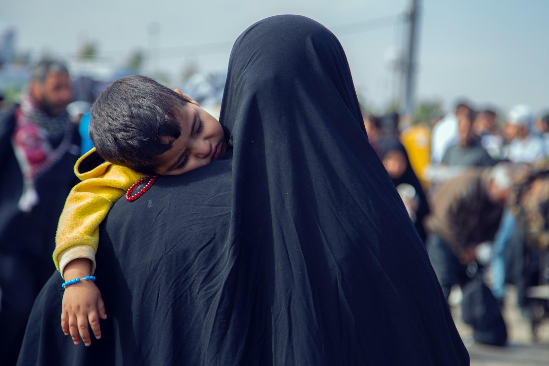 God is moving among Muslim women