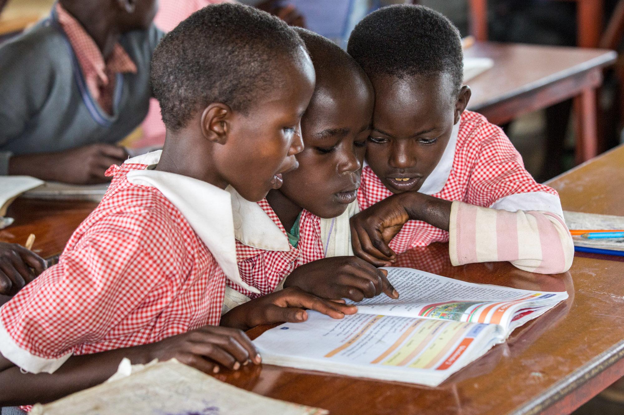 Economic hit won't stop Kenya Hope schools