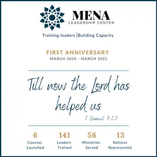 MENA Leadership Center Bridges Critical Gaps