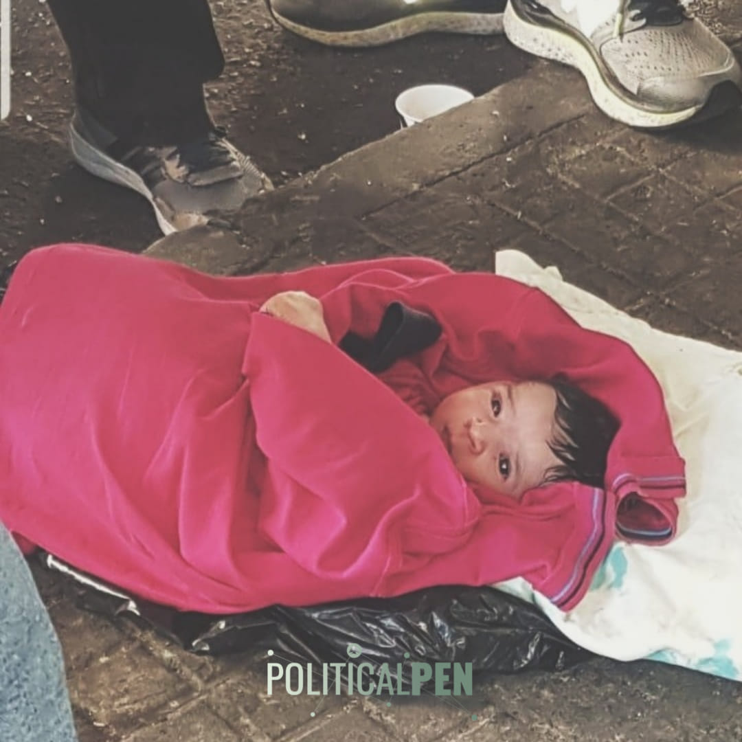 Newborn Left in Dumpster a Sign ofdesperation grows in Lebanon