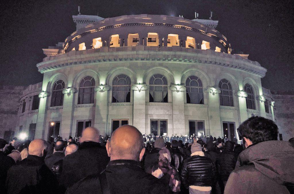 Armenians Fear Flare Up of Violence with Azerbaijan