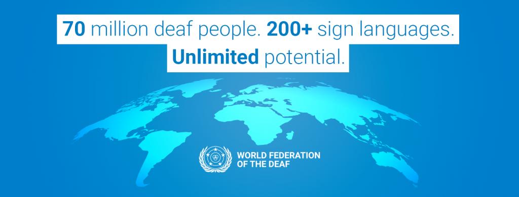 International Week of Deaf People Highlights Global Mission Field of 70 Million Deaf People