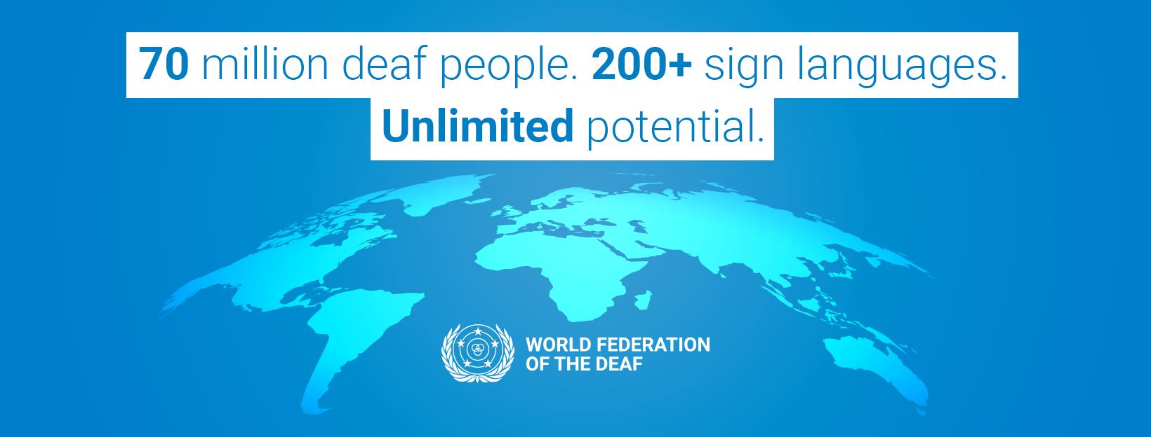 International Week of Deaf People highlights global mission field