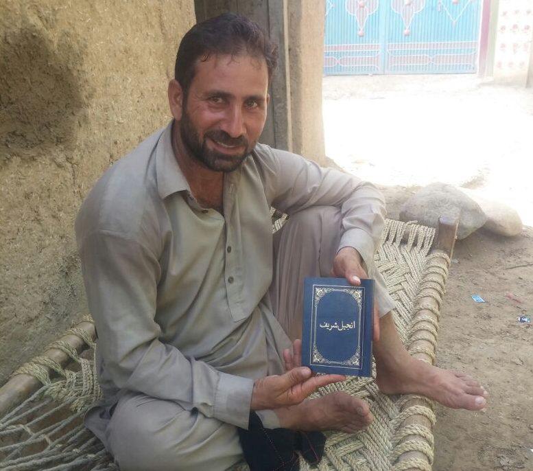Afghan Christians go silent