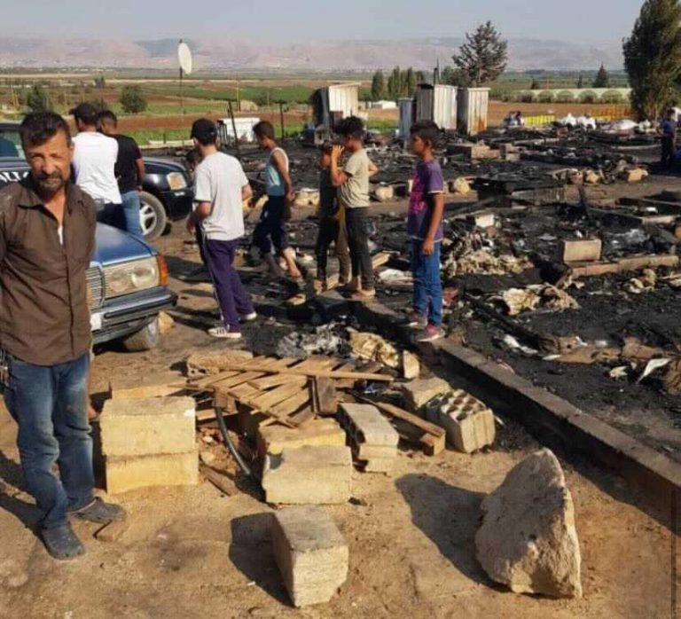 Compassion Fatigue in Lebanon