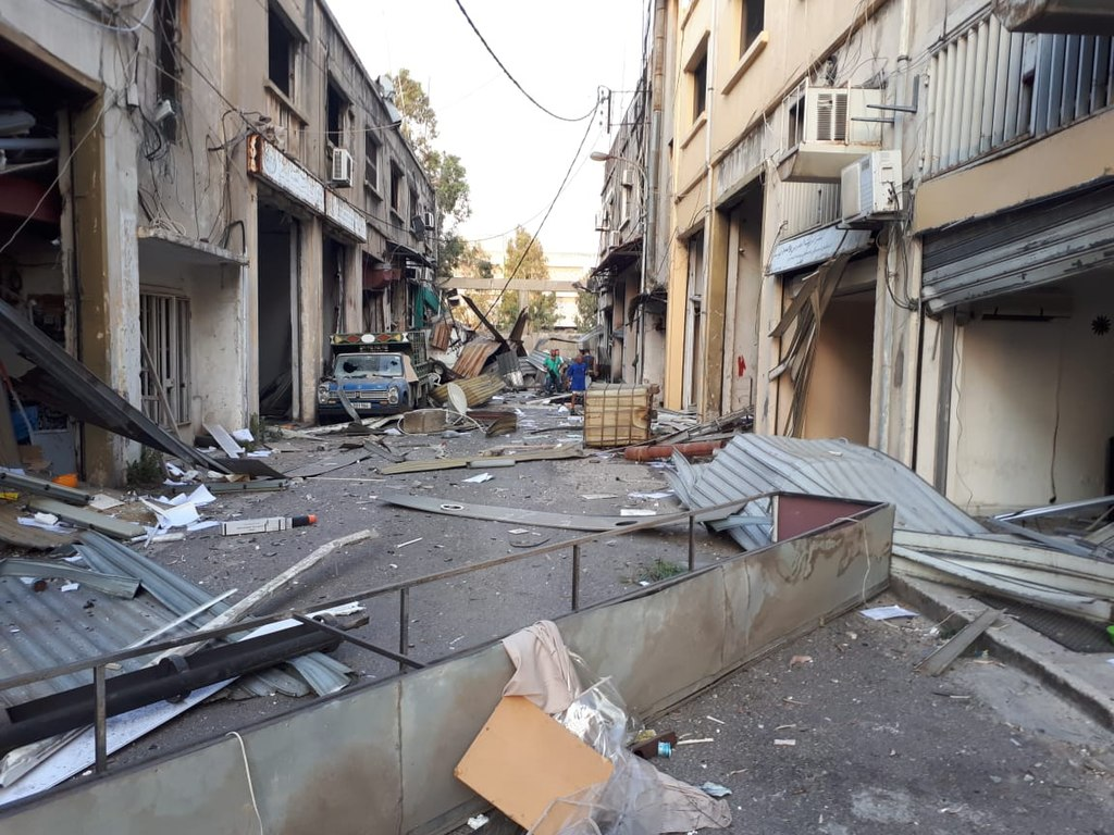 Tensions Rise Over in Beirut Over Blast Investigation as Explosions, Shootings Leave Several People Dead and Wounded
