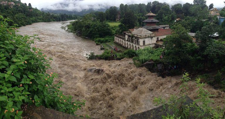 Deadly Flooding and Landslides Devastate Nepal, Kills Over 150 People