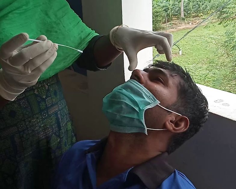 COVID-19 infections, deaths decrease in India