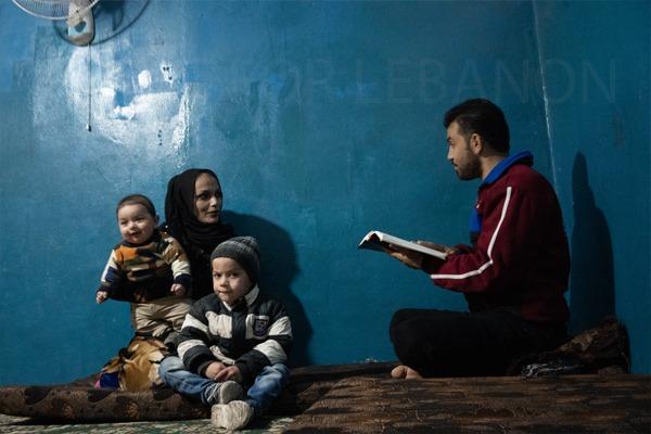 Christian refugees return to Syria