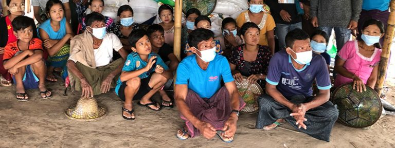 Local Ministries Engage in the Tearful Struggle to Heal Battered Burma