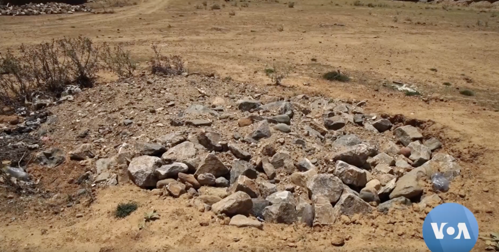 Tigray conflict disrupts churches, risks famine