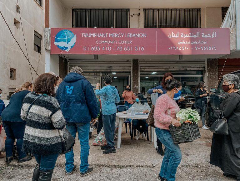 Lebanon's Crises Open Hearts to Jesus Christ Christ